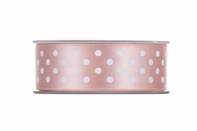 Dots Nastro old pink