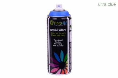 Spray Aqua Color ultra blue